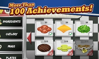 Screenshot of Burger-Fun Food RPG Games KIDS