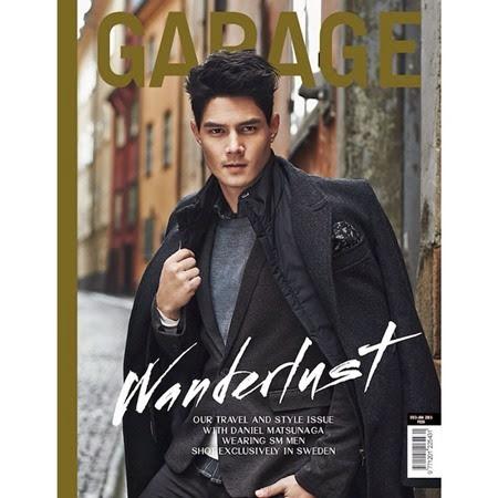 Daniel Matsunaga - Garage Dec 2014-Jan 2015 cover 3
