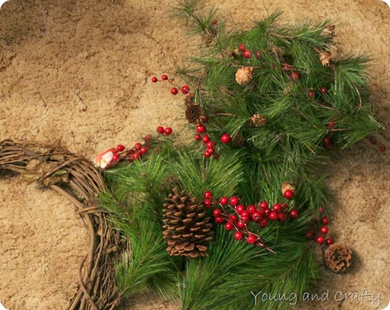 Woodsy Wreath 2