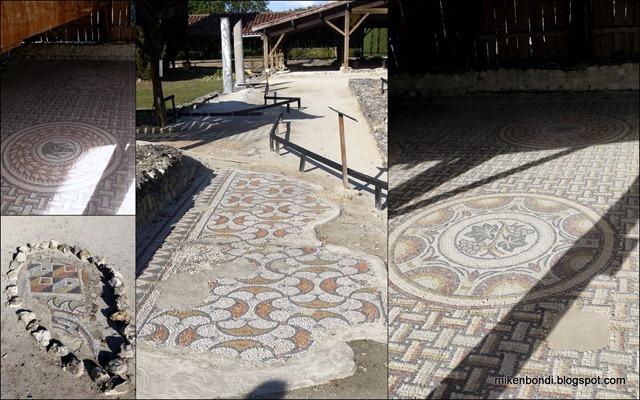 Villa de Seviac - this season's tile range