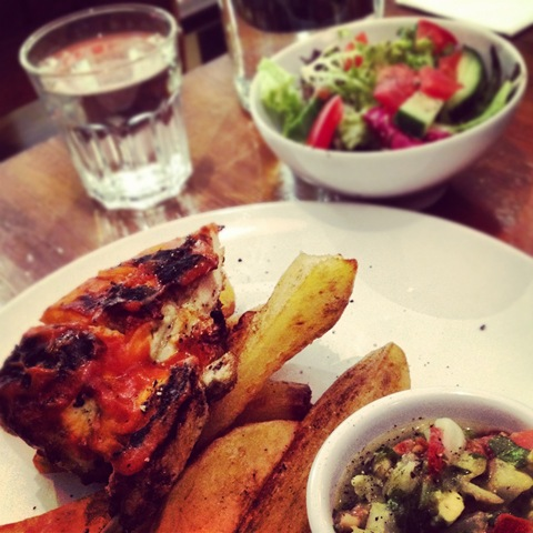 #152 - Prima Donna Brixton's piri piri chicken