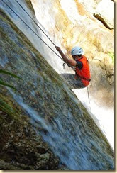 waterfall Abseiling sungai sedim (3)