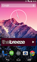 Screenshot of The Breeze