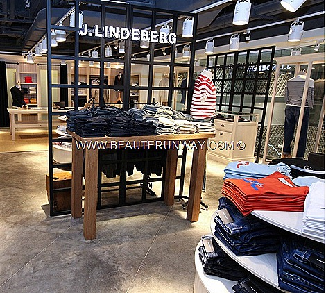 J.LINDEBERG MENSWEAR SINGAPORE FLAGSHIP STORE MANDARIN ORCHARD HOTEL GALLERY Golf Sport T Shirt Pant Jacket Concord Travel Wool