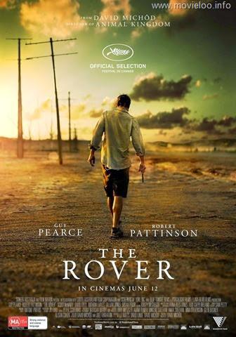 The Rover (2014) 720p WEBRip x264