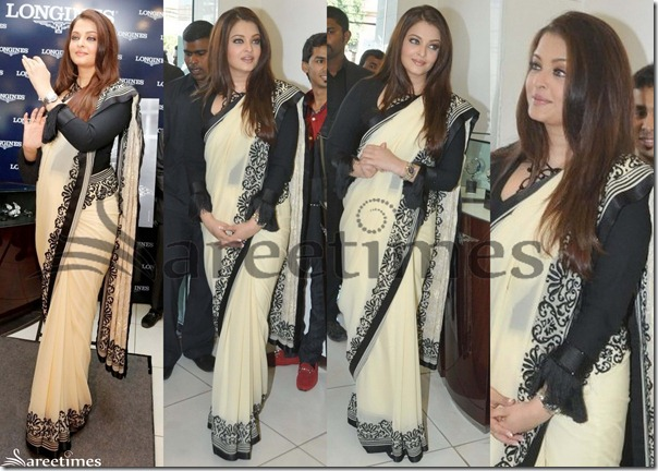 Aishwarya_Rai_Cream_Georgette_Saree