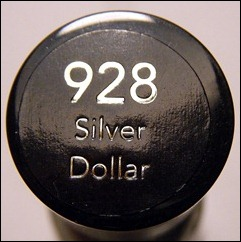 Revlon Silver Dollar