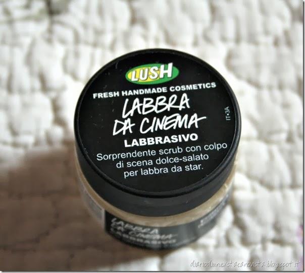 lush labbrasivo labbra da cinema