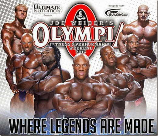 Mr Olympia 2013 live webcast