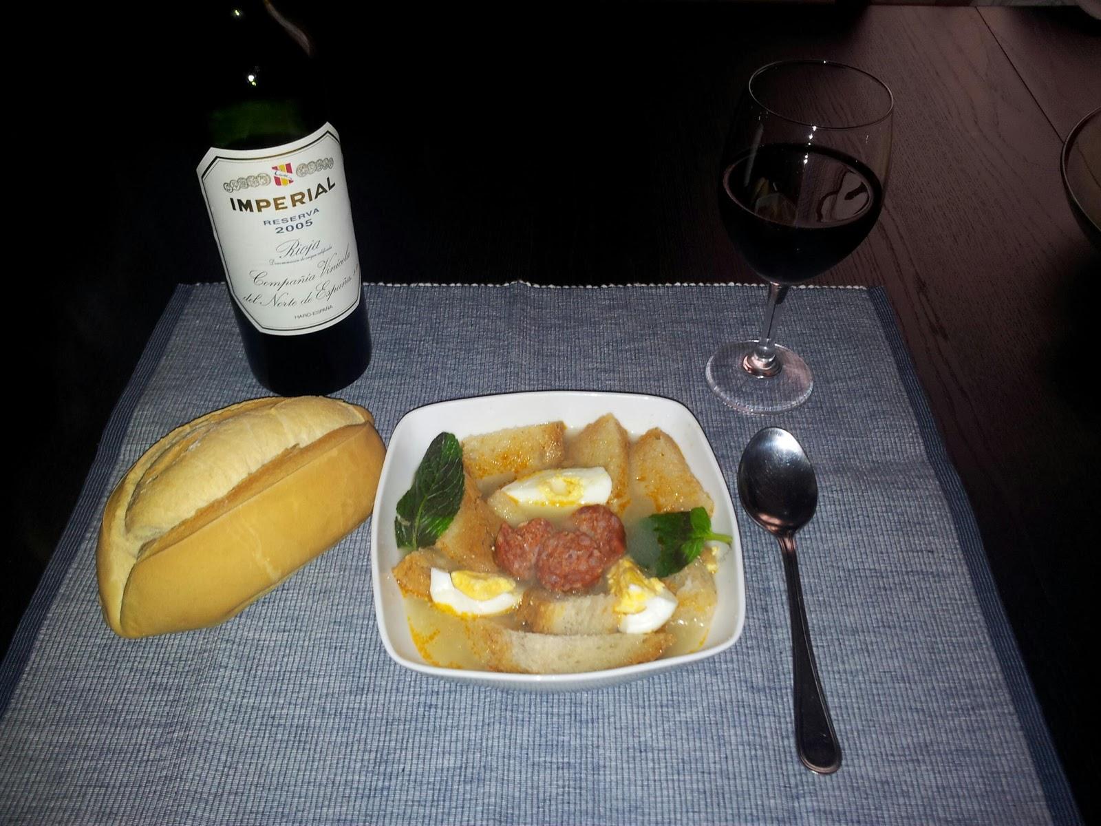 La cocina de beli y su pinche sopa de grazalema - Pinche de cocina ...