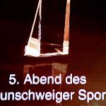 5. Abend des Braunschweiger Sports (alle Fotos von Eugen Gotowka)