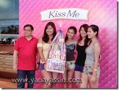Kosmetik Kiss Me 142