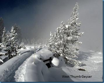 west thumb