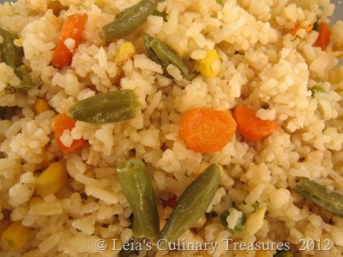 Stir-fry-rice