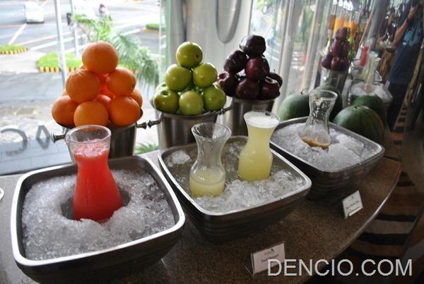 Acacia Hotel Manila Breakfast Buffet 27