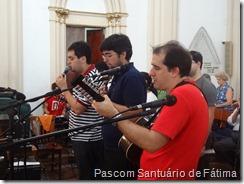 Cláudio Castro e Ministério de Música