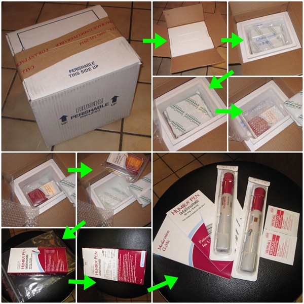 Humira Delivery