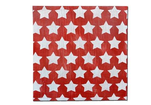 Star Subway Art Plaque