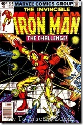 P00034 - El Invencible Iron Man #134