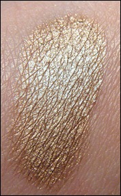 Maybelline Bad to the Bronze Color Tattoo Eyeshadow Swatch