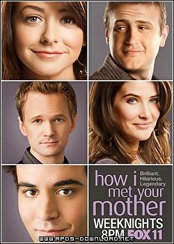537de17ba77b2 How I Met Your Mother 1, 2, 3, 4, 5, 6, 7, 8, 9 Temporada Legendado