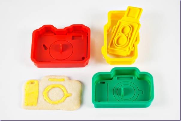 Moldes-Biscoitos-Câmera-Fotográfica