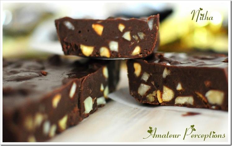 Chocolate Fudge 9