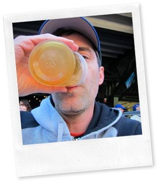 uncool drinks beer