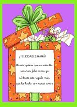 FELICIDADES MAMA