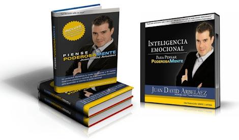 PIENSE PODEROSAMENTE, Juan David Arbeláez [ Libro + Audiolibro ] – Desarrolle la mentalidad necesaria para llevar al máximo su poder personal