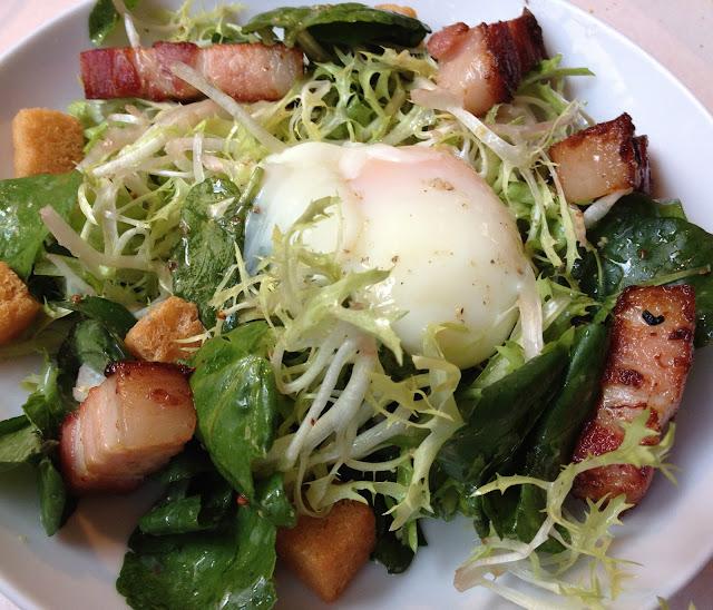 Salade Frisee Lardons Terroir Parisien 3 23 12