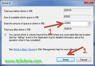 วิธีแบ่ง partition windows 7 โดยไม่ต้องใช้โปรแกรม-3