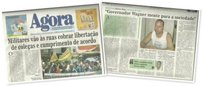 Exibir Manifestação em Itabuna e Entrevista com Fabrício - Ninja