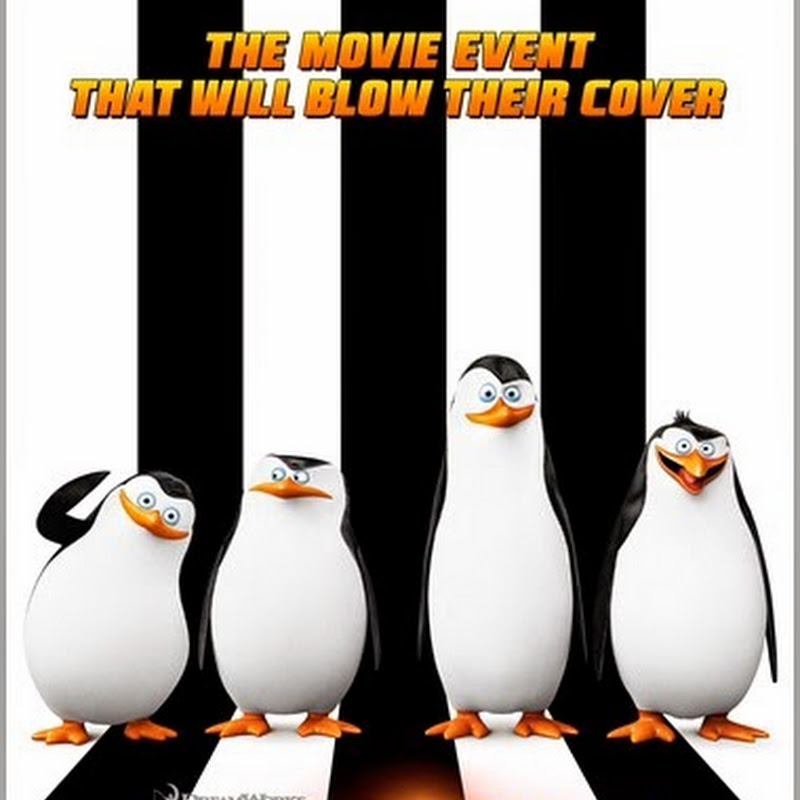 """Penguins of Madagascar"" Clip and Poster Reveal"