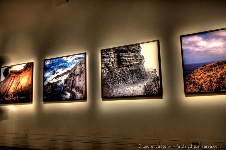Nobel Friedenszentrum Fotoausstellung