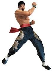 Tekken 5 Artwork