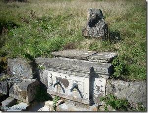 La fuente de la Virgen - Roncesvalles