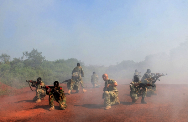 US Special Forces in Sudan