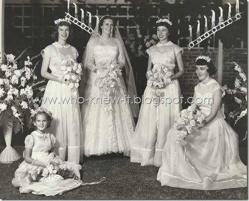 Bridal Attendants 2