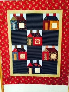 Lyn's we house quilt