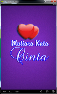 Mutiara Kata Cinta - screenshot