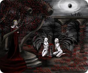 ilustración de El Juego de Claudia