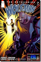 P00007 - The Astounding Wolf-Man #7