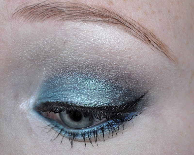 blue had me at hello wetnwild makeup look swatches