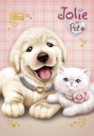 Jolie Pet - Tilibra - gato e cachorro