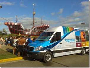"""La campaña nacional """"Viajá por tu país"""" continúa recorriendo La Costa"""