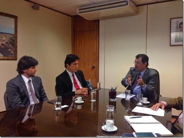 Governador reunião no Ministério das Minas e Energia 2