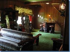 8138 Graceland, Memphis, Tennessee - Graceland Mansion - Jungle room