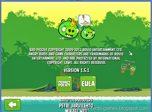 Free Download Bad Piggies 1.5.1 PC Game
