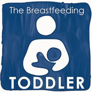 breastfeeding logo - life as their mom